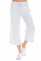 Bella Dahl Tencel Fray Culotte