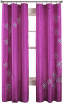 CHF Jillian Rod-Pocket Curtain Panel