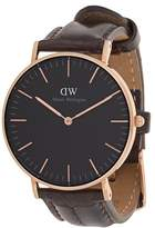 Daniel Wellington Classic Black York watch
