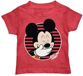 Disney Disney's Mickey Mouse Toddler Boy Laughing Mickey Graphic Tee