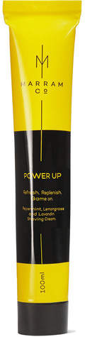 Marram Co - Power Up Shaving Cream, 100ml - Colorless