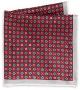 Saks Fifth Avenue COLLECTION XO Silk Pocket Square