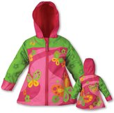 Stephen Joseph Little Girls' Rain Coat