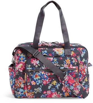 Vera Bradley Deluxe Weekender Travel Bag
