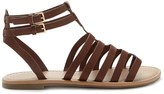 Forever 21 FOREVER 21+ Strappy Faux Leather Sandals