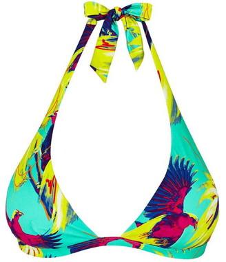 Vilebrequin Birds Of Paradise Bikini Top