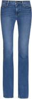 Frame Le Flare high-rise jeans