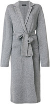 Joseph collared cardigan coat - women - Wool - S