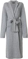 Joseph collared cardigan coat