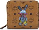 MCM Rabbit Visetos coated canvas mini purse