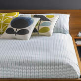 Orla Kiely Tiny Stem Duvet Cover - Duck Egg - Super King
