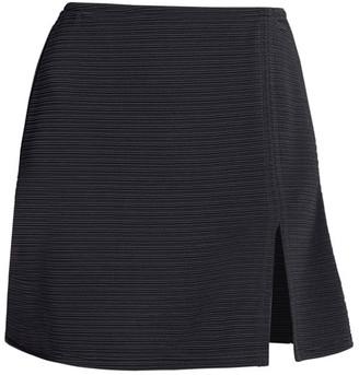 Gottex Swim Deep Dive Mini Slit Skirt