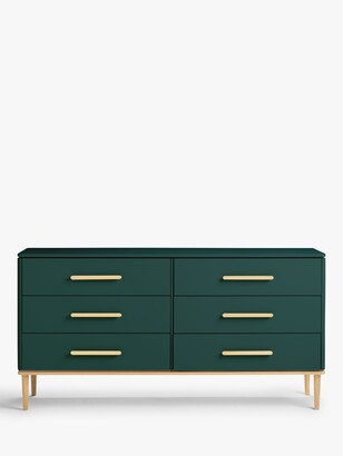 John Lewis & Partners Show Wood 6 Drawer Chest