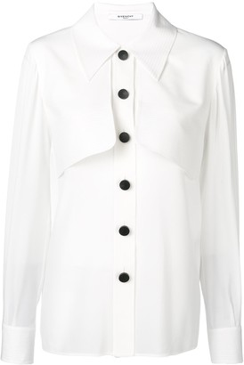 Givenchy Loose Fitted Blouse