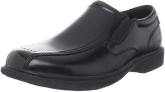 Nunn Bush Men's Bleeker Street Slip On Loafer with KORE Slip Resistant Comfort Technology