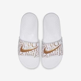 Nike Women's Slide Benassi JDI Floral