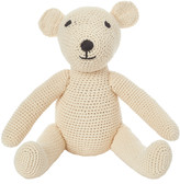 Anne Claire Crochet Teddy - Natural