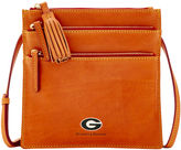 Dooney & Bourke NCAA Georgia North South Triple Zip