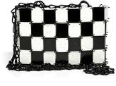 Paco Rabanne Crossbody Bag in Black/White