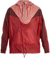 Isabel Marant Richie hooded windbreaker jacket