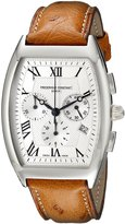 Frederique Constant Men's FC292M4T26OS Art Deco Art Deco Mens Chronograph Watch Watch