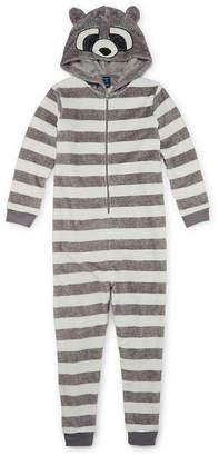 Arizona Boys Fleece One Piece Pajama Long Sleeve