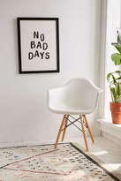 Urban Outfitters The Nectar Collective No Bad Days Art Print