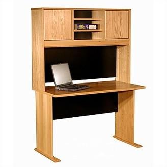 Winston Porter Balido Credenza desk with Hutch