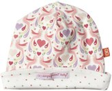 Magnificent Baby Love Birds Hat (Baby) - Pink-One Size