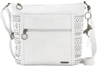 The Sak Sakroots Arcadia Finn Crossbody Bag