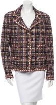 Chanel Wool-Blend Tweed Blazer w/ Tags