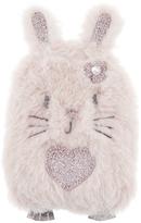 Accessorize Beverley Bunny Fluffy Purse