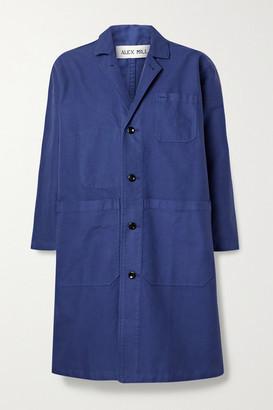 Alex Mill Cotton-twill Jacket - Navy