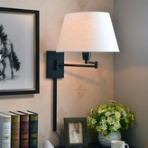 Kenroy Home Simplicity Swing-Arm Wall Lamp