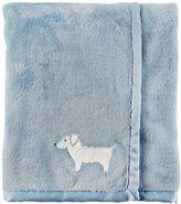 Carter's Baby Boy Animal Plush Blanket