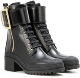 Burberry Scarcroft leather boots