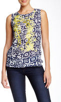 Desigual Embroidered Tank