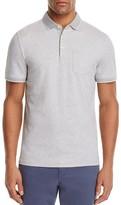 Michael Kors Fine Stripe Regular Fit Polo Shirt