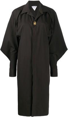 Bottega Veneta Shirt Mid-Length Dress