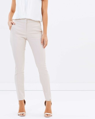 Forcast Lucy Panelled Slim Pants