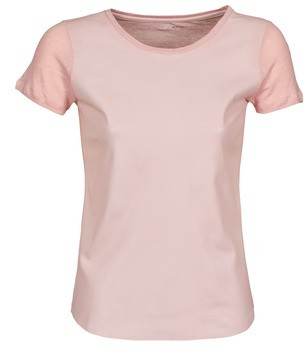 Majestic 902 women's T shirt in Pink
