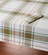 Southern Living Holiday Plaid Table Linens