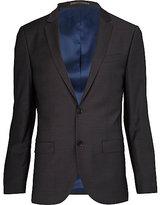River Island MensGrey slim suit jacket