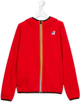 K Way Kids - teen Le Vrai 3.0 jacket - kids - Cotton/Polyester - 16 yrs