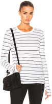 Enza Costa Cashmere Loose Crew Tee