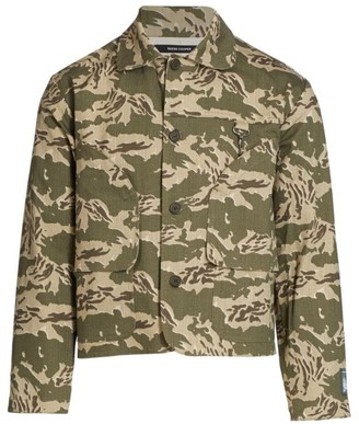 Reese Cooper Camouoflage Jacket