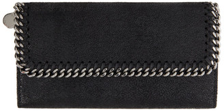 Stella McCartney Black Falabella Wallet