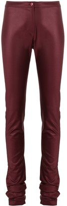 Romeo Gigli Pre-Owned Super Skinny Trousers