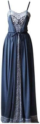 Chloé \N Blue Cotton Dresses