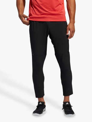 adidas AEROREADY 3-Stripes Tracksuit Bottoms, Black
